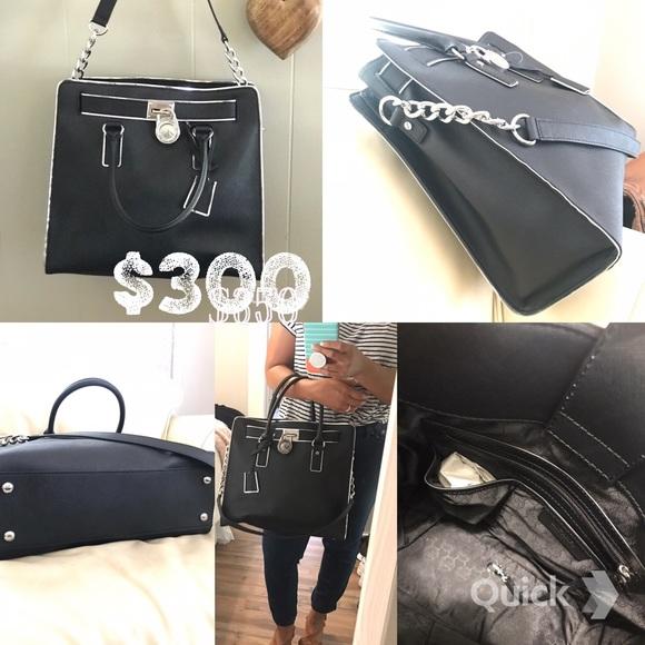MICHAEL Michael Kors Handbags - Michael Kors tote/purse with NWT wallet